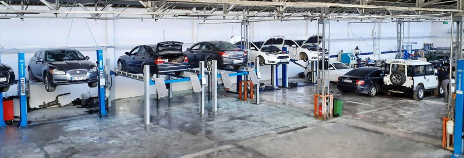 Türkiye'nin Otomatik Şanzıman Tamir ve Yeniden Üretim Merkezi