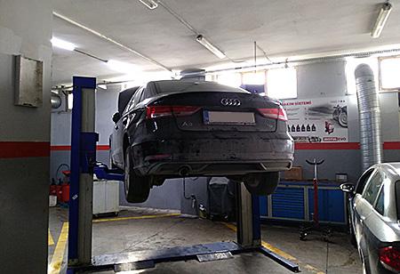 Audi-A3-TDI-Otomatik-Sanziman-Tamir-Merkezi