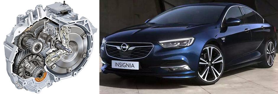 Opel Insignia Otomatik Şanzıman Revizyonu