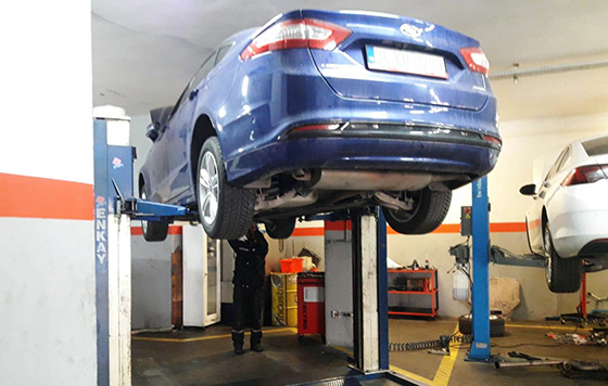 Ford Powershift Kavrama Tamiri